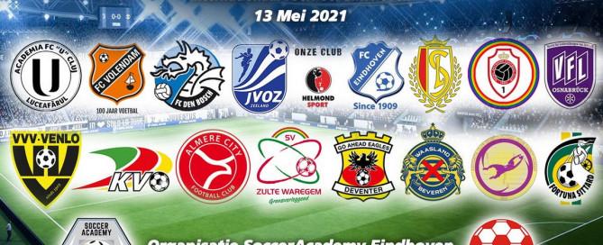 Hemelvaartcup 2021 U14 Soccer Academy Eindhoven